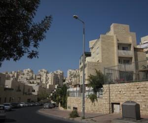 Har Homa obstructs the growth of Bethlehem.