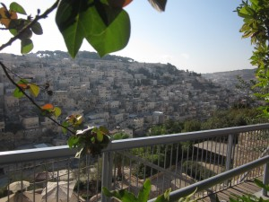 Palestinians make up 40% of Jerusalem, but receive 10% of its services.