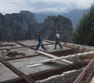 The Varlaam Monastery constructs a new museum