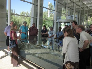 The model of Yad Vashem oriented us.