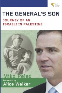 Peled's father became a peace activist.