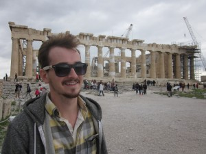 Paul at Acropolis